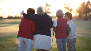 Golf at 55 for women at a Robson Resort Community in Arizona and Texas