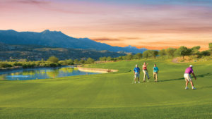 Golf Course at The Preserve at SaddleBrooke, Resort Style Living for Active Adults
