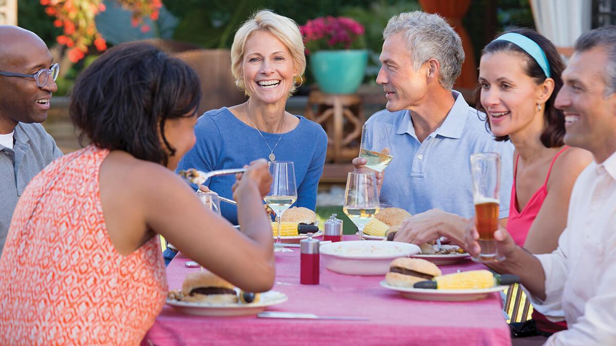 Retirement activities for active 55+ living