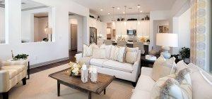 Prado Great Room at PebbleCreek, a 55+ Active Adult Community in Arizona