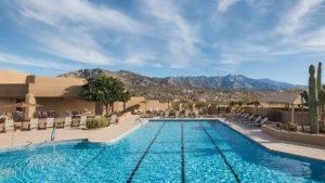 Pool at The Preserve at SaddleBrooke, Luxury Resort Lifestyle in Arizona