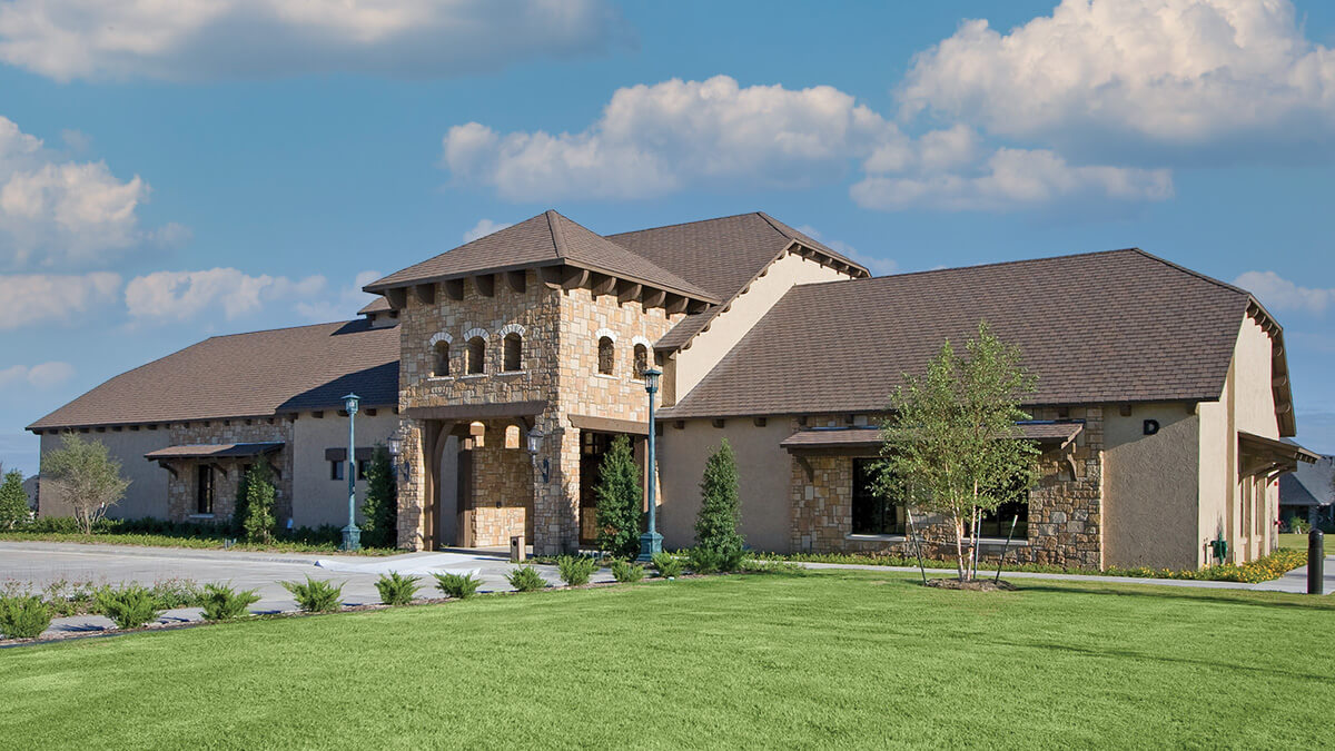 Creative Arts Center at Robson Ranch Texas, Amenities for Active Adults