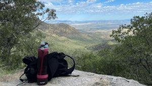 Southern Arizona hiking for active adults at Quail Creek