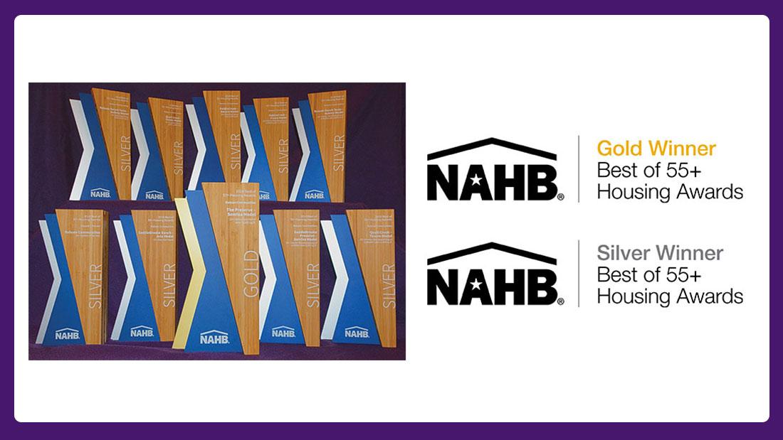 National Association of Home Builder Awards 2018
