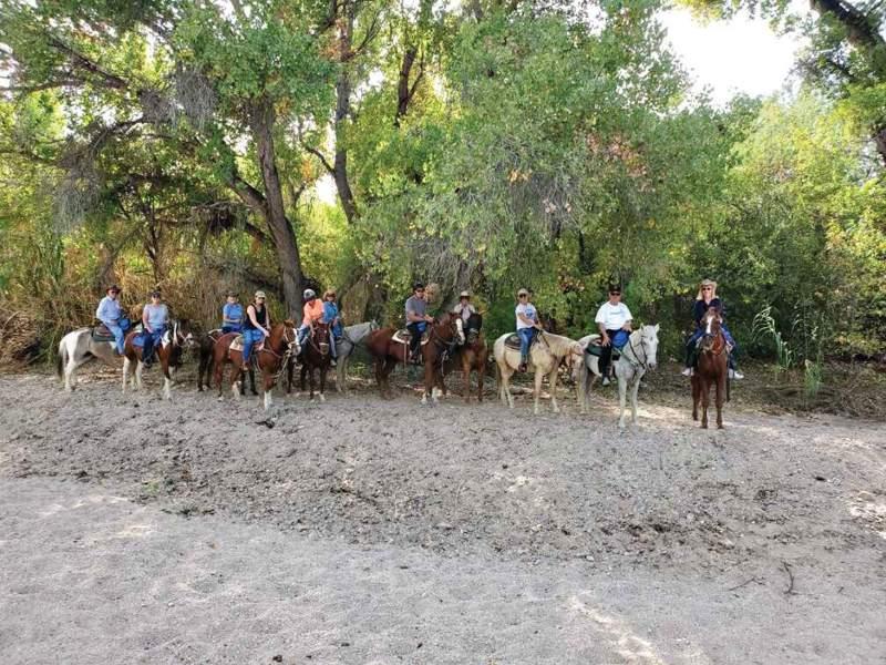 SaddleBrooke Ranch Horseback Riding Group
