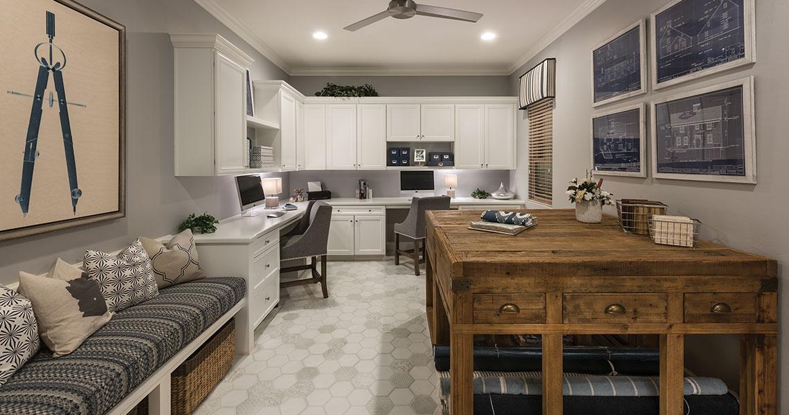 Sonrisa Hobby Room, 55+ Luxury Retirement Living