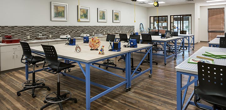 Robson Ranch Creative Arts Center