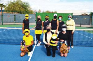 PebbleCreek Tennis Club   Active Adult Living in Goodyear Arizona