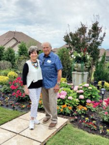 Gardening Club at Robson Ranch Texas active adult community