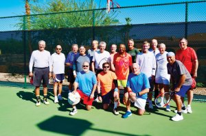 PebbleCreek activities for active retirement living includes tennis and other fun sports