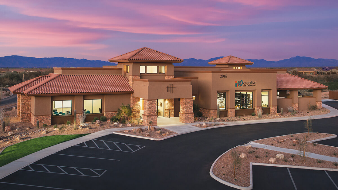 Quail Creek in the Green Valley area - Luxury Creative Arts and Technology Center