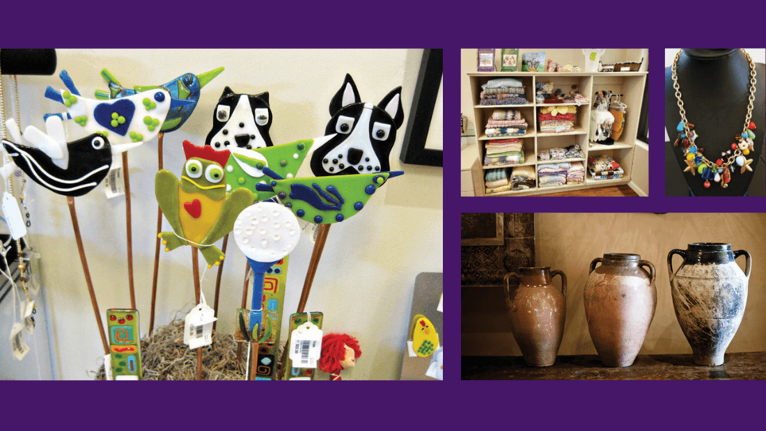 Goodyear, Arizona arts and crafts at the PebbleCreek Expressions Gallery and Gift Shop