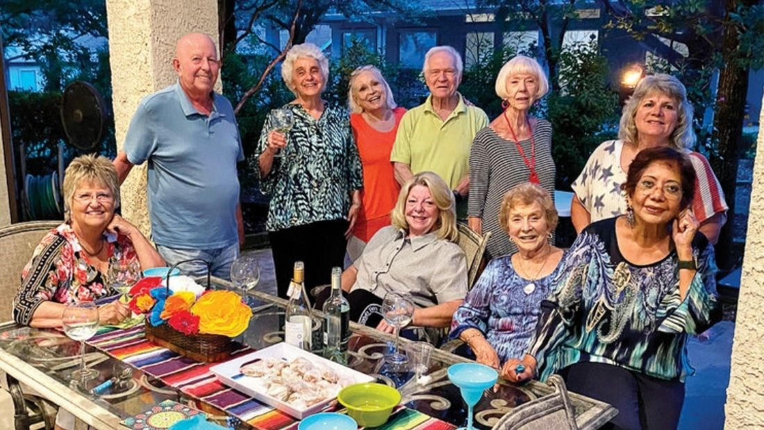 Activities for retirement living at Robson Ranch Texas in Denton within the Dallas metroplex