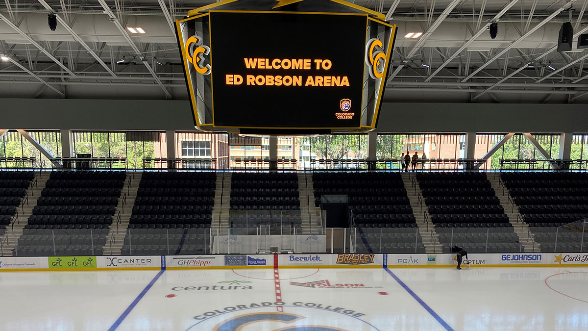 Ed Robson Arena at Colorado College